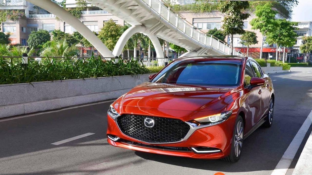 Cần bán Mazda 3 Sport 2020, màu đỏ, giá tốt (6)