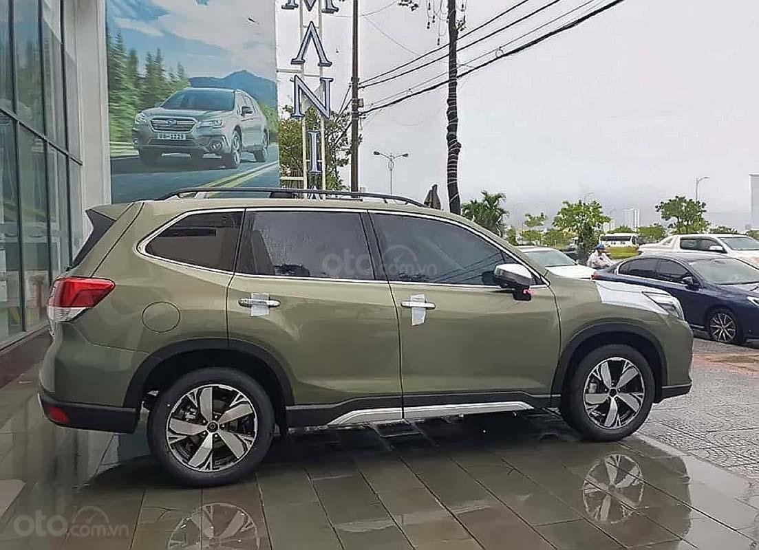 Cần bán Subaru Forester đời 2019, màu xanh, nhập khẩu (2)