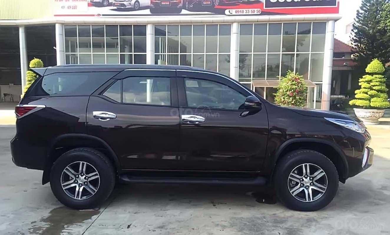 Cần bán Toyota Fortuner đời 2018, màu đen, nhập khẩu (2)