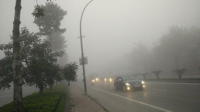 Tác dụng và giá thành của đèn sương mù - Ảnh 1.
