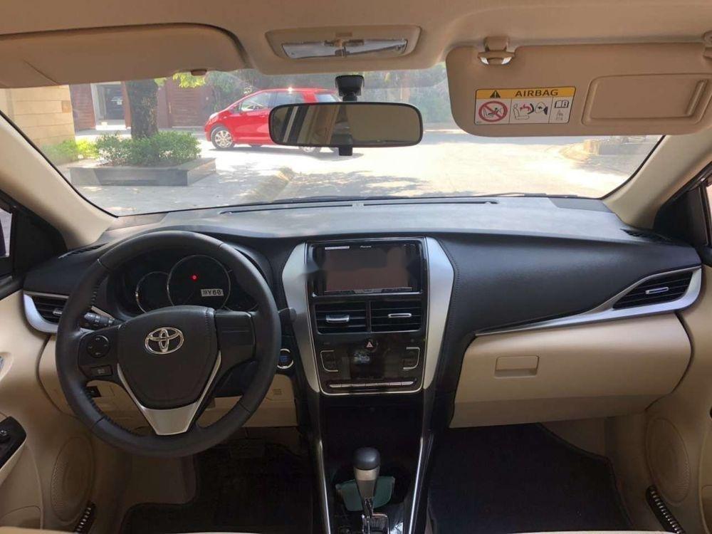 Cần bán Toyota Vios năm sản xuất 2019, màu vàng còn mới, 575 triệu (4)