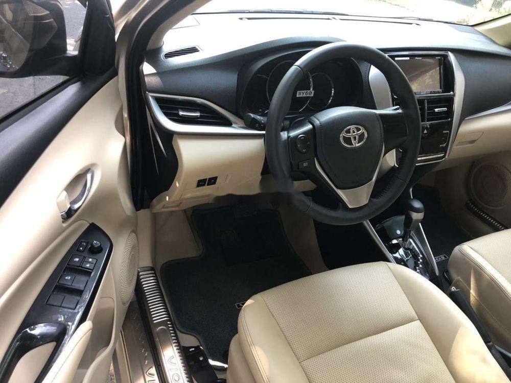Cần bán Toyota Vios năm sản xuất 2019, màu vàng còn mới, 575 triệu (6)