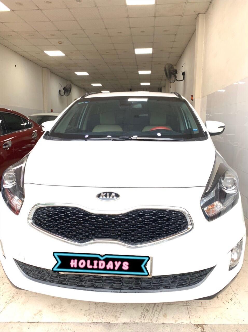 Cần bán gấp Kia Rondo 2016 đăng ký 2017, xe tuyệt đẹp (2)