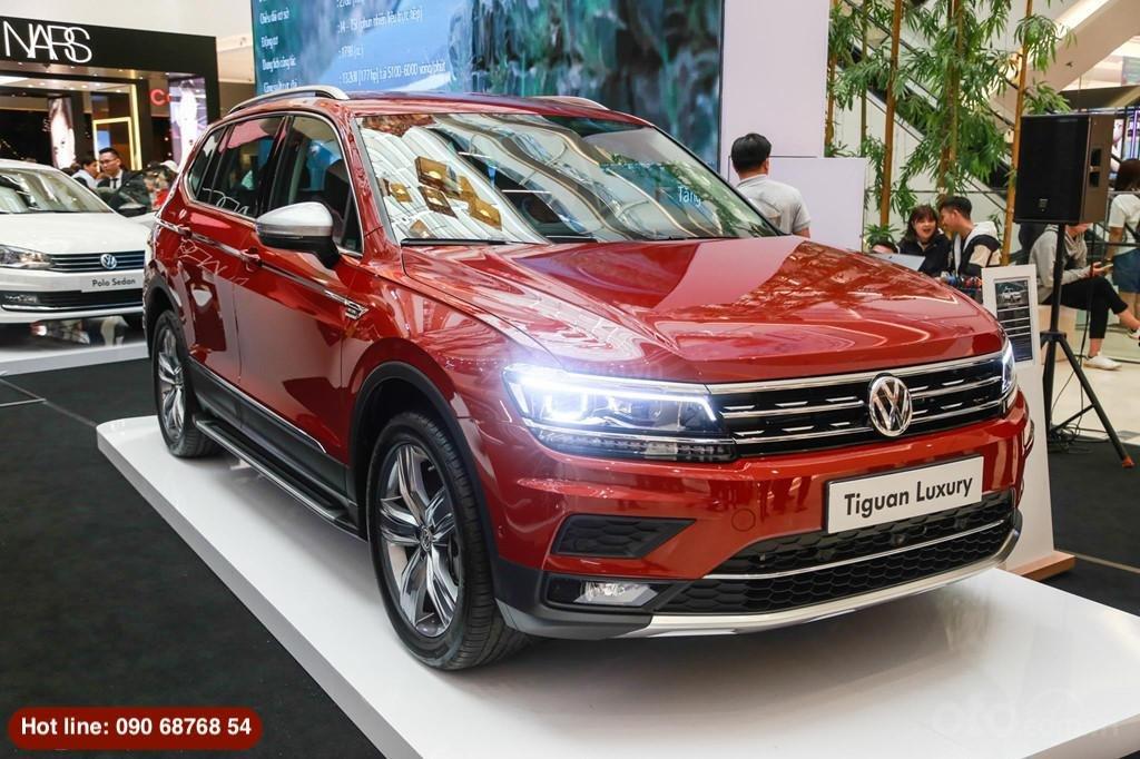 Volkswagen Tiguan Allspace Luxury, phiên bản giới hạn chỉ còn 2 xe  (3)