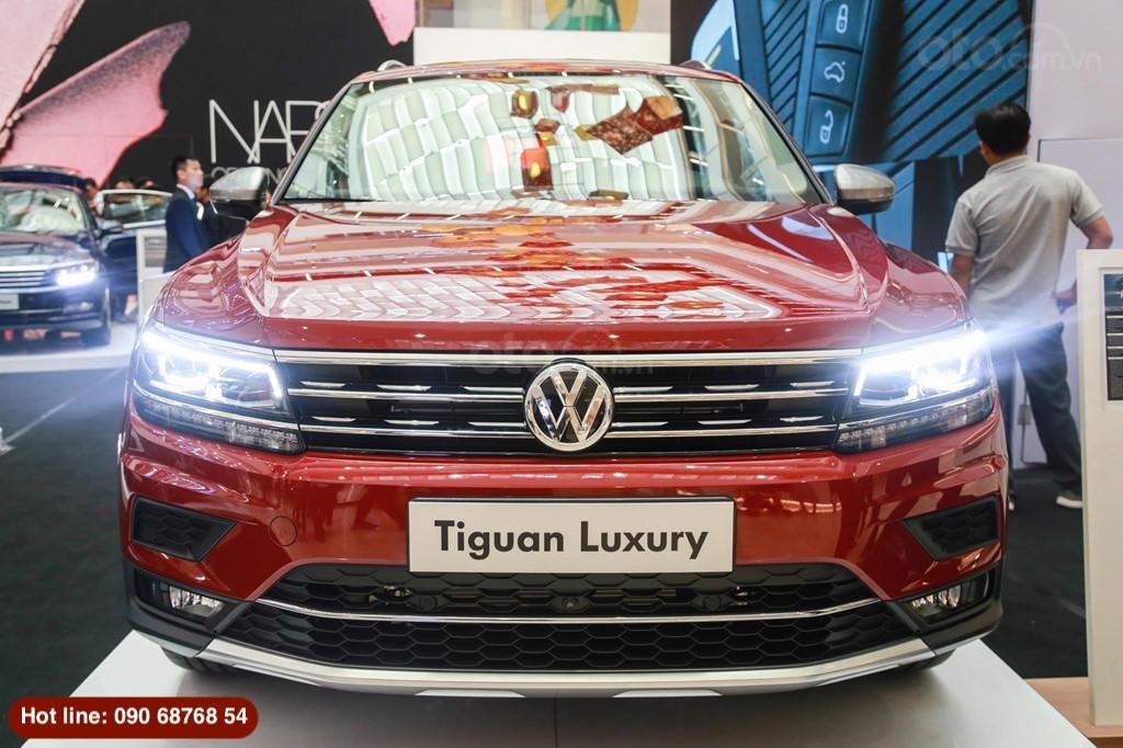 Volkswagen Tiguan Allspace Luxury, phiên bản giới hạn chỉ còn 2 xe  (1)