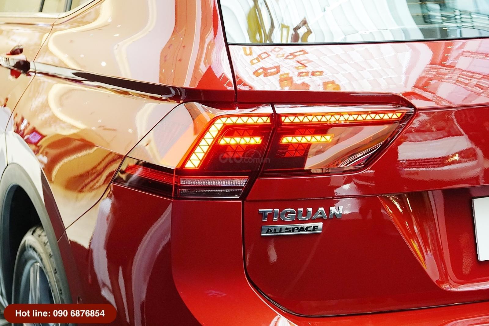 Volkswagen Tiguan Allspace Luxury, phiên bản giới hạn chỉ còn 2 xe  (9)