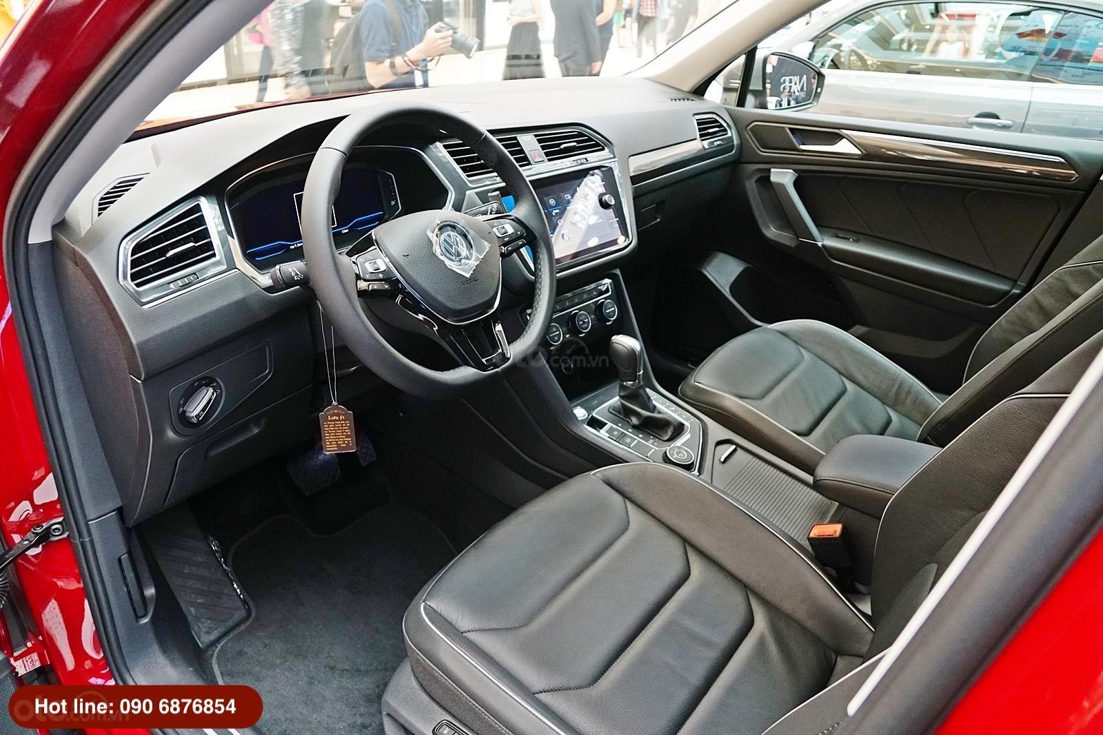 Volkswagen Tiguan Allspace Luxury, phiên bản giới hạn chỉ còn 2 xe  (13)