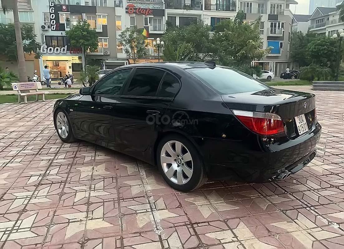 Bán BMW 530i đời 2005, màu đen, nhập khẩu   (2)