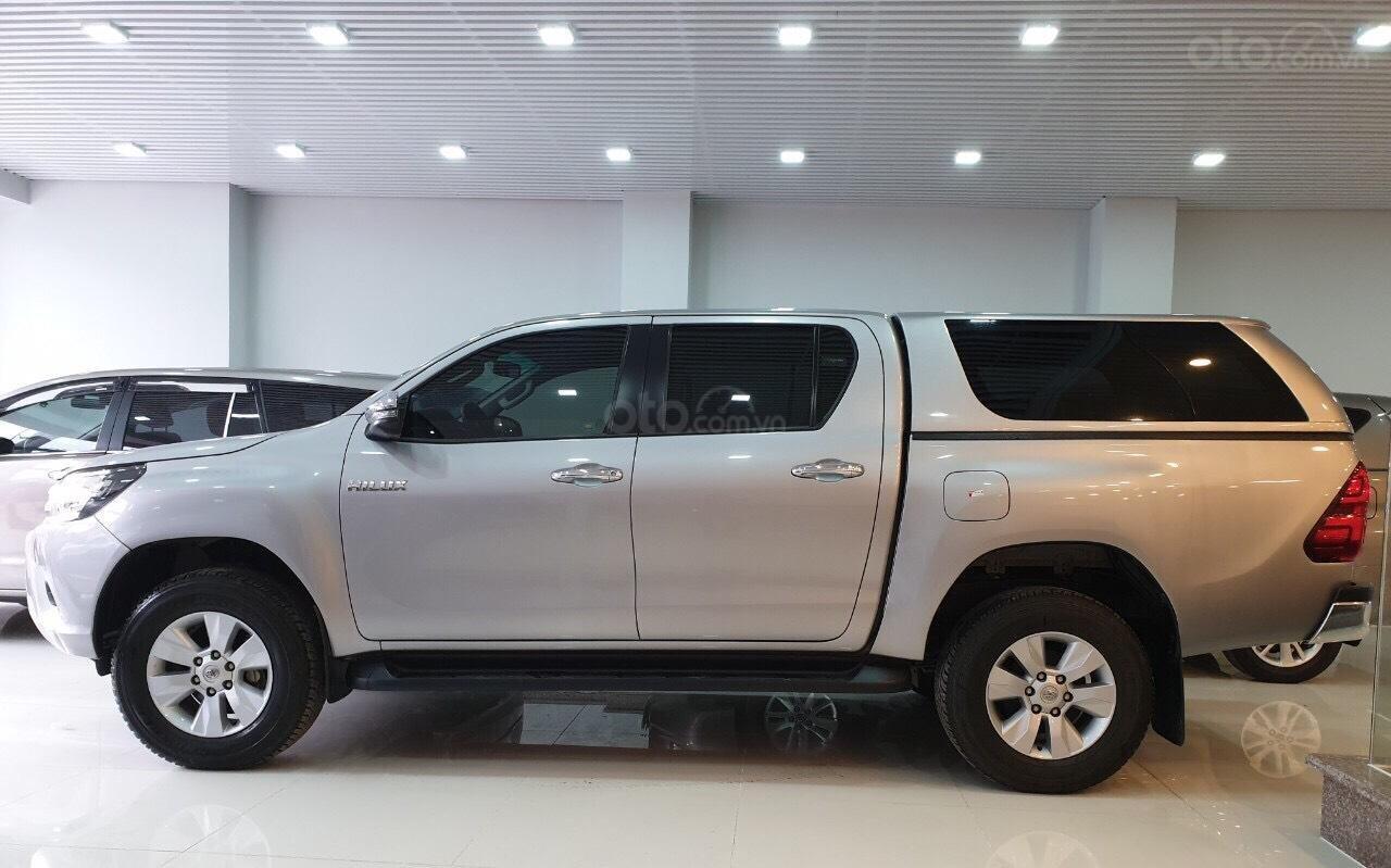 Bán Toyota Hilux 2.4MT, 2.4AT, 2.8AT khuyến mãi tiền mặt, tặng phụ kiện- xe giao ngay toàn quốc (5)