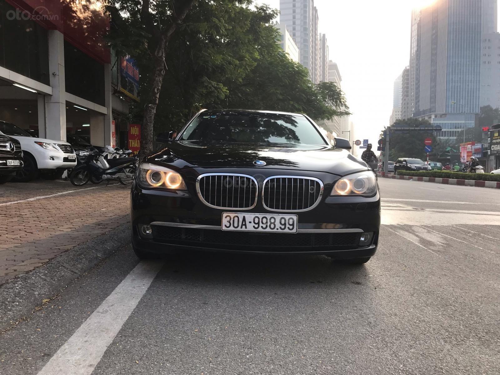 Cần bán BMW 750Li 2009 ĐK lần đầu 2015 xe nhập khẩu Đức - Liên hệ 0985028888 (2)