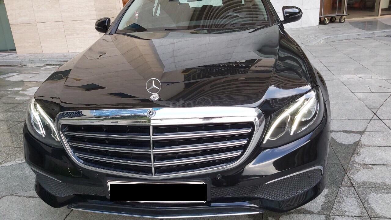 """Bán Mercedes E200 form 2019 màn hình bự 12.3"""", đi 8.170km, chính chủ (3)"""