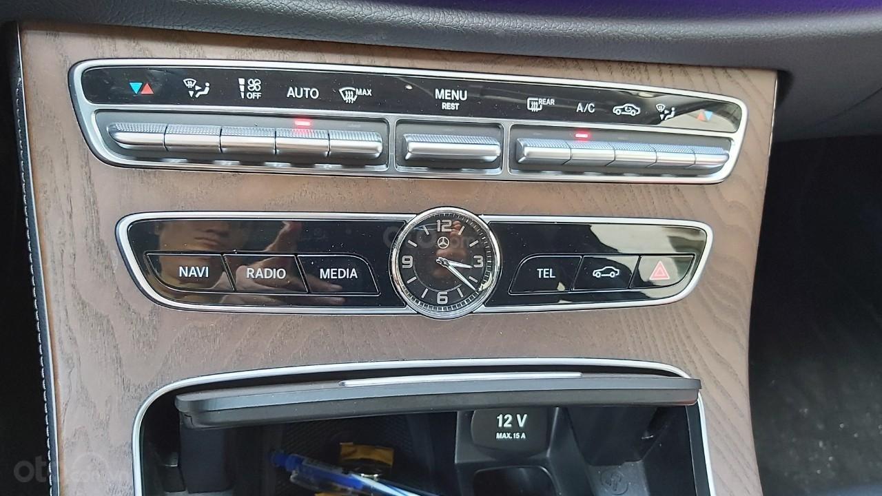 """Bán Mercedes E200 form 2019 màn hình bự 12.3"""", đi 8.170km, chính chủ (9)"""