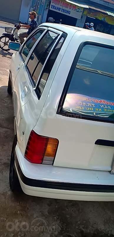 Bán xe Kia CD5 sản xuất 2001, màu trắng, giá tốt (2)