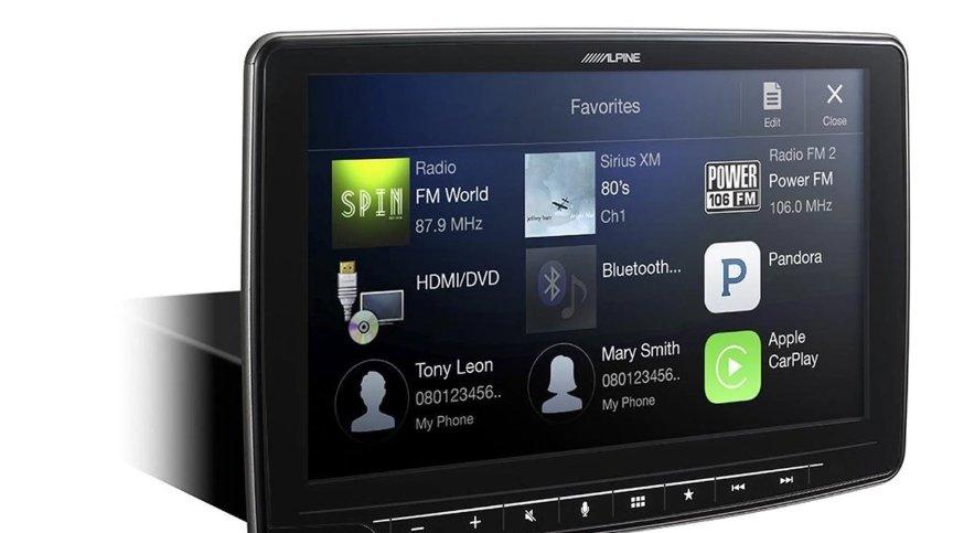 Cách sử dụng Apple CarPlay trên các mẫu xe đời cũ..
