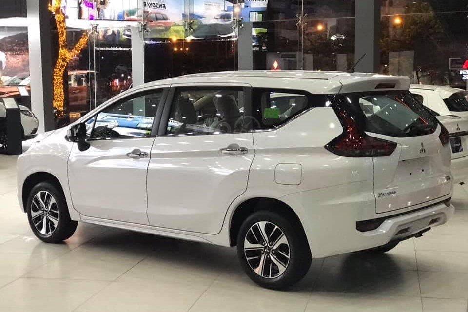 Thiết kế thân xe Mitsubishi Xpander 2020 2