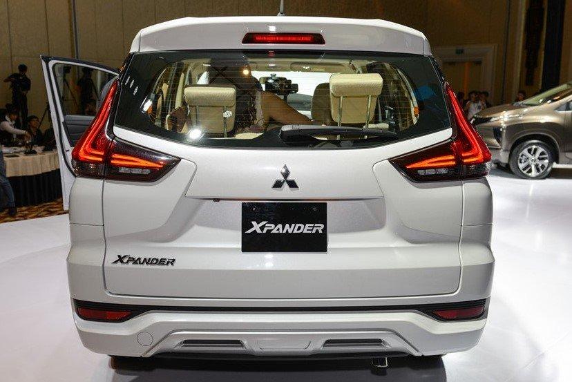 Thiết kế đuôi xe Mitsubishi Xpander 2020 2