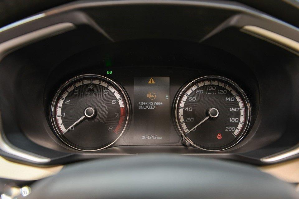 Cụm đồng hồ lái xe Mitsubishi Xpander 2020 2