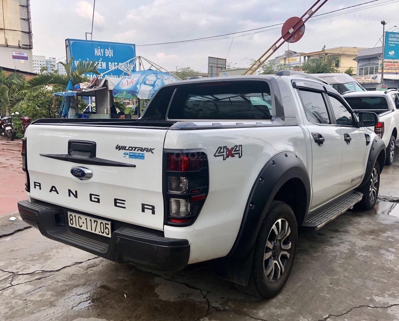 Hãng Ford thanh lý Ranger WT3.2 4x4AT, có bảo hành (4)