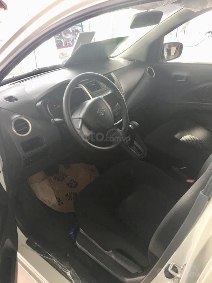 Bán Suzuki Celerio CVT năm sản xuất 2019, màu trắng, xe nhập (5)