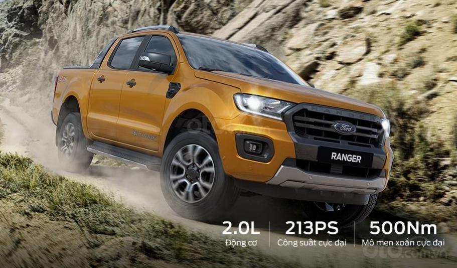 Cần bán Ford Ranger XLS, Wildtrak 2019 với giá hấp dẫn nhất thị trường Việt Nam (1)