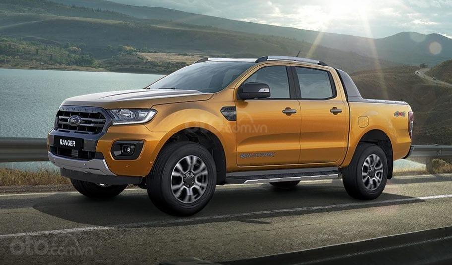 Cần bán Ford Ranger XLS, Wildtrak 2019 với giá hấp dẫn nhất thị trường Việt Nam (2)