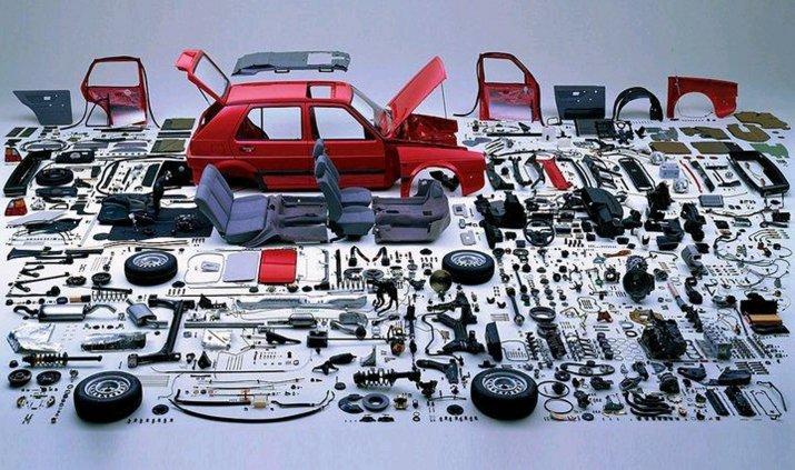 Những phụ tùng, phụ kiện ô tô dễ làm giả trên thị trường hiện nay.