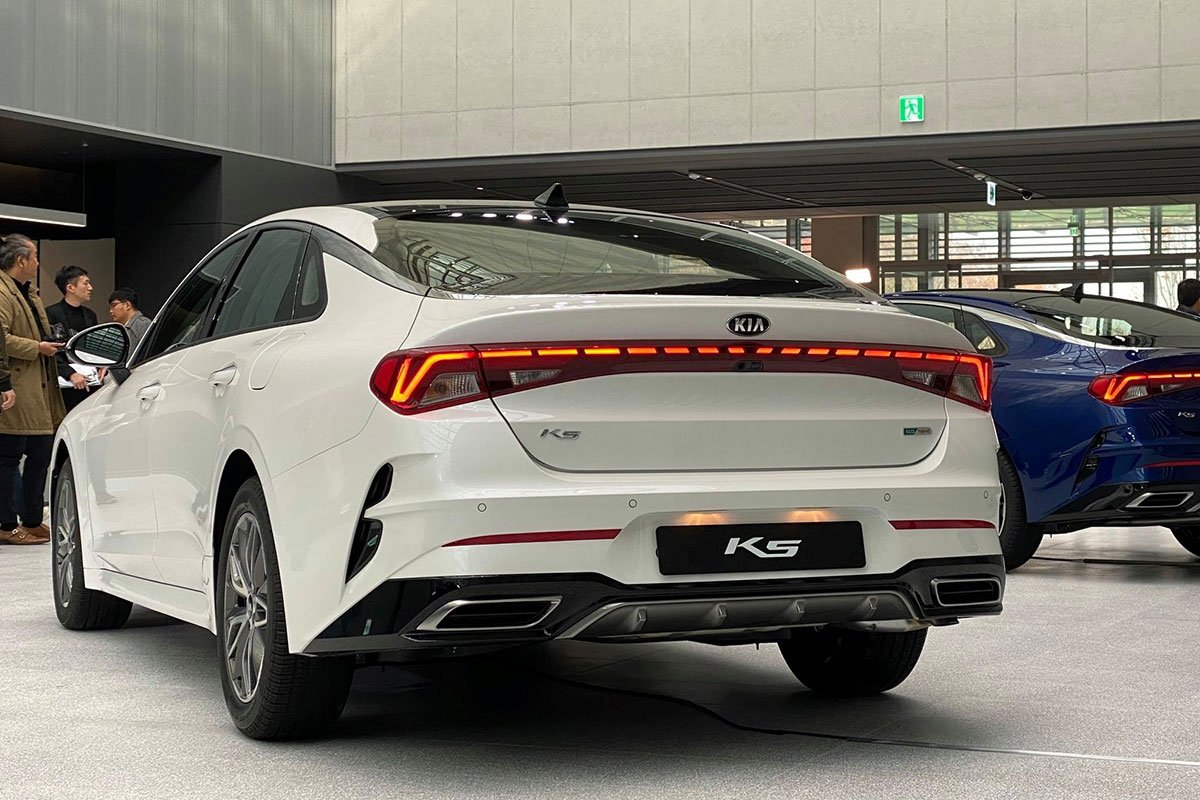 Kia Optima 2021 chính thức ra mắt, bao giờ về Việt Nam? a5