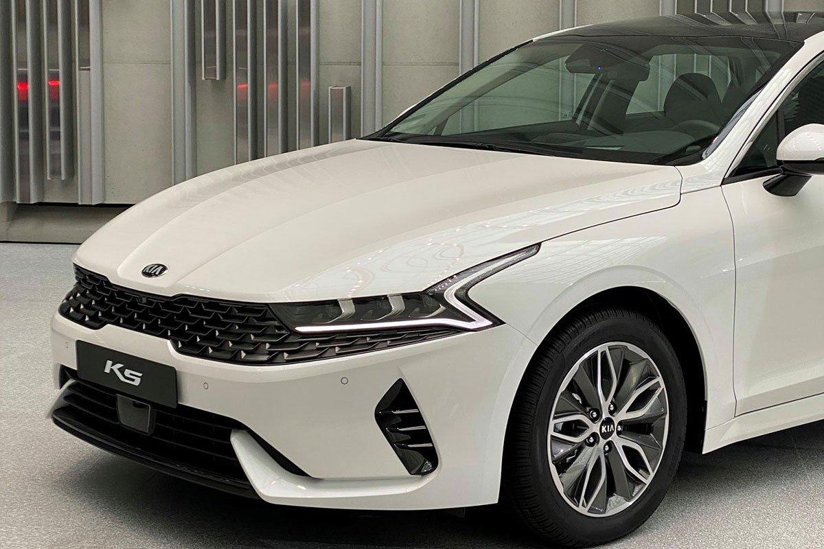 Kia Optima 2021 chính thức ra mắt, bao giờ về Việt Nam? a4