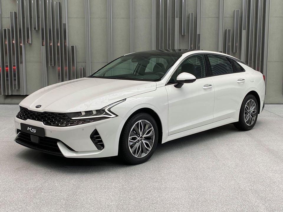 Kia Optima 2021 chính thức ra mắt, bao giờ về Việt Nam? a1