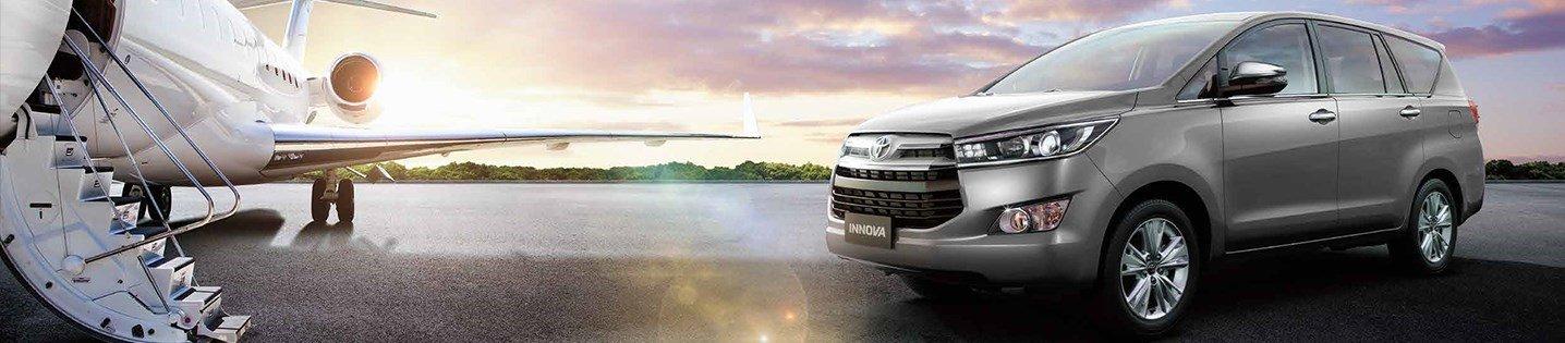 Toyota Innova là mẫu MVP rất được nhiều người tiêu dùng ưa thích