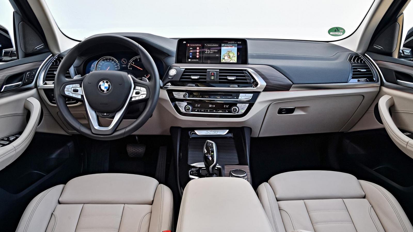 Thông số kỹ thuật xe BMW X3 2020 mới nhấtn