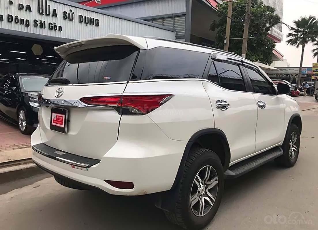 Bán Toyota Fortuner 2.7V 4x2 AT đời 2019, màu trắng, xe nhập (2)