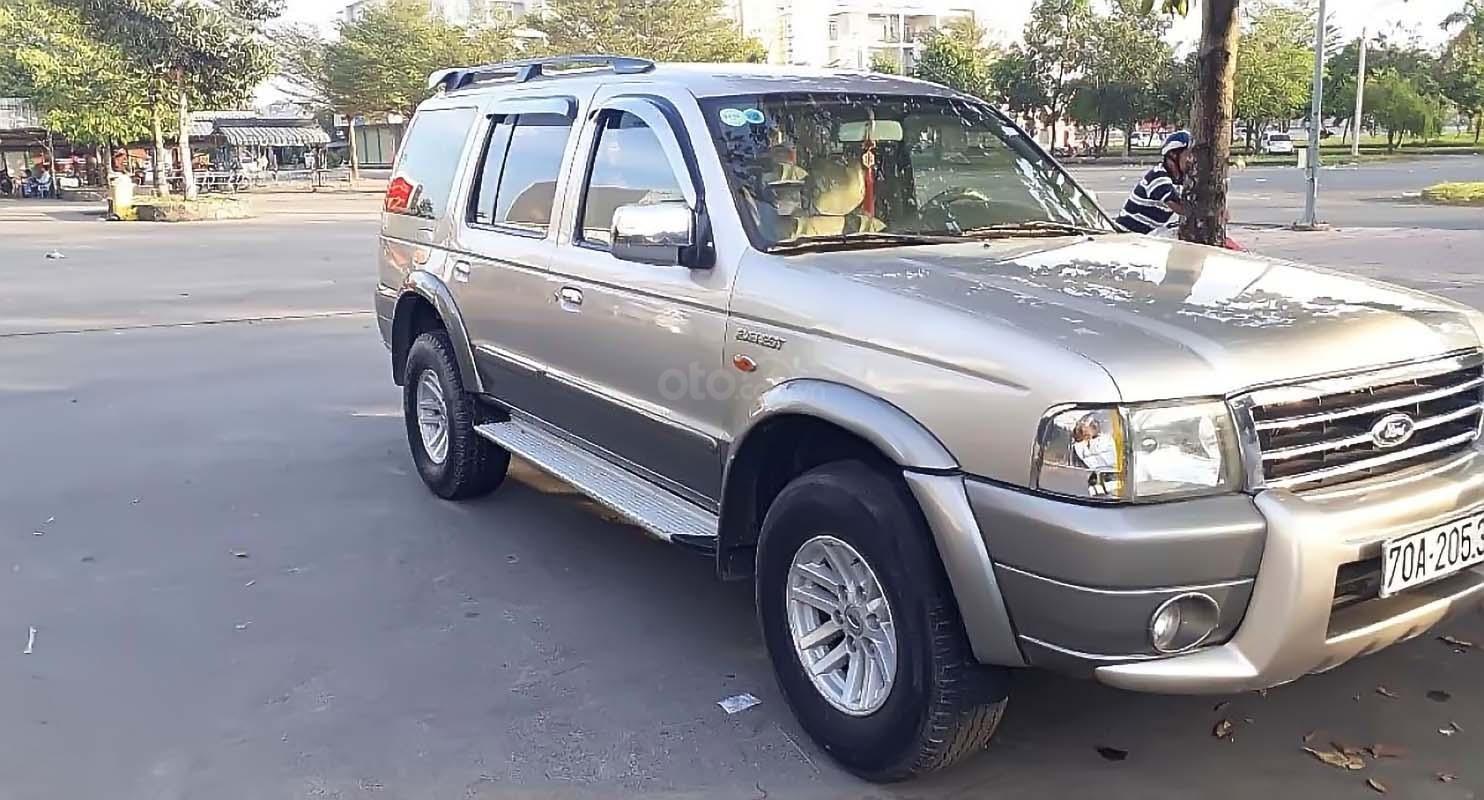Bán Ford Everest đời 2006, xe cũ, ít sử dụng (1)