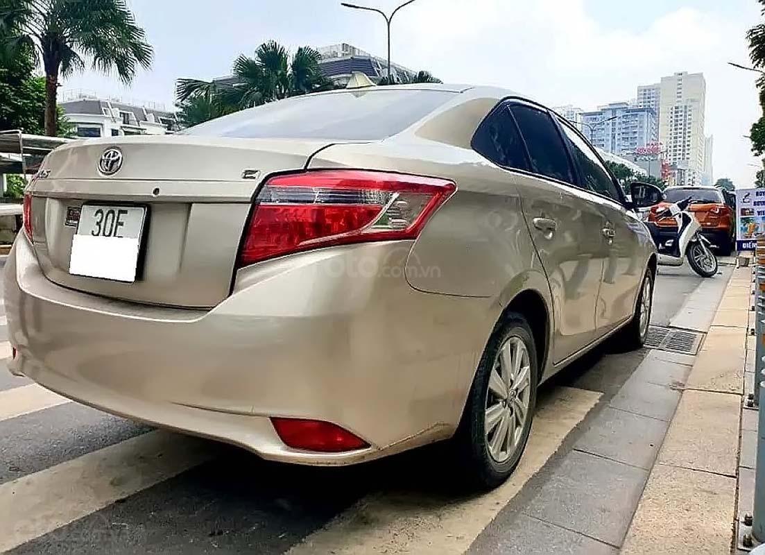 Bán xe cũ Toyota Vios 1.5E năm sản xuất 2017, số sàn (3)