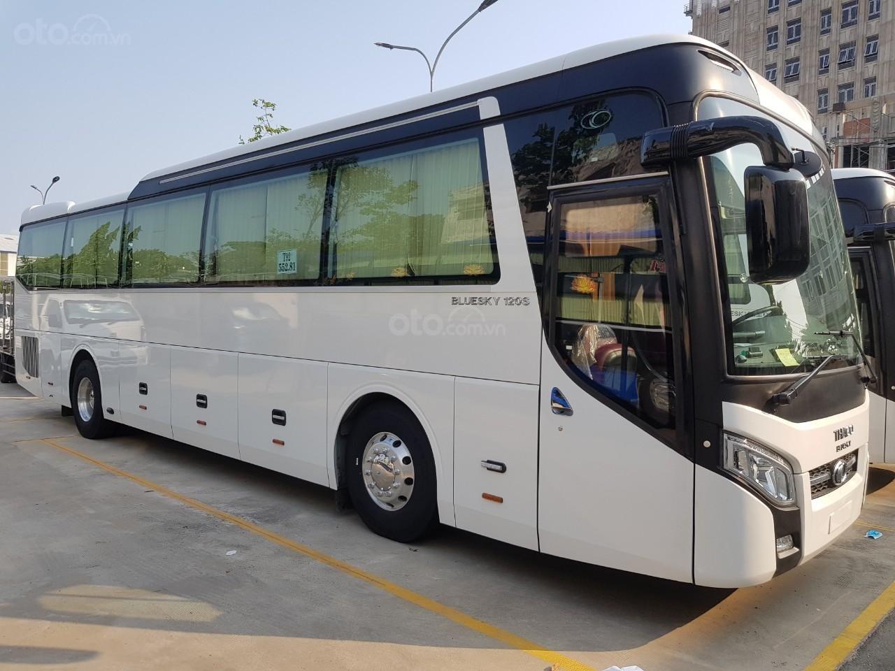 Thaco 45C 2019, Thaco Universe động cơ Weichai 336PS, liên hệ tư vấn 0938 900 846 (16)