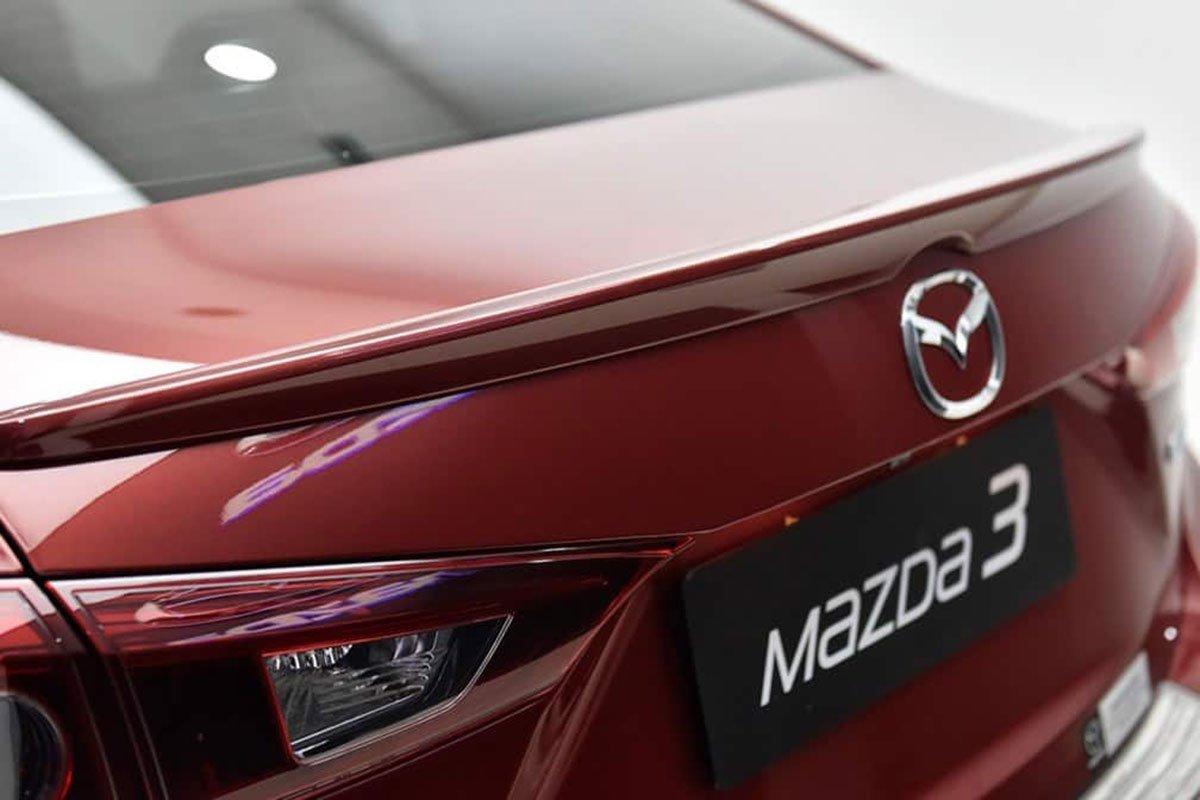 Phân biệt Mazda 3 2019 và Mazda 3 2020 qua hình ảnh a9