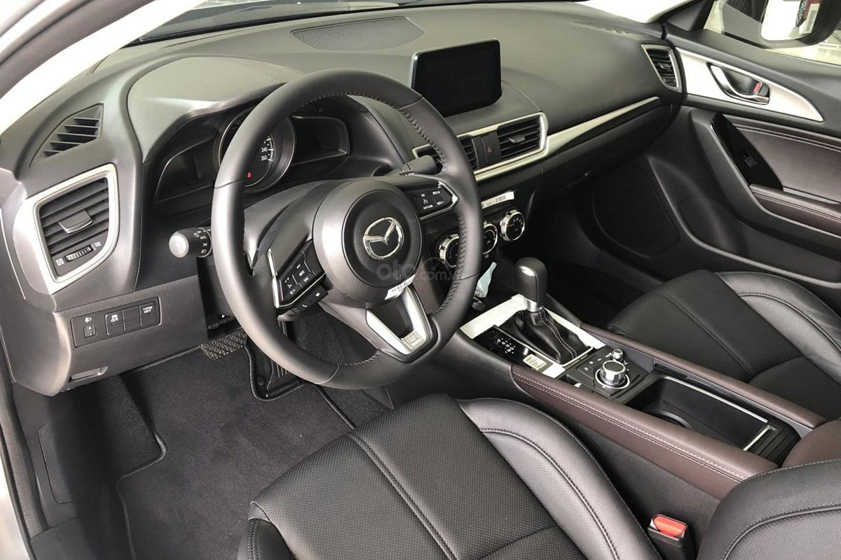 Phân biệt Mazda 3 2019 và Mazda 3 2020 qua hình ảnh a15