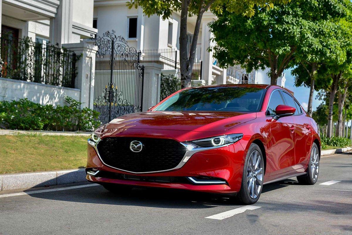 Phân biệt Mazda 3 2019 và Mazda 3 2020 qua hình ảnh a2