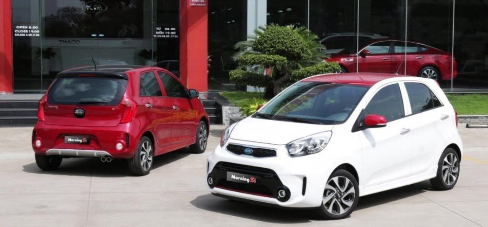 Kia Morning hiện đang là mẫu xe giá rẻ ăn khách tại Việt Nam