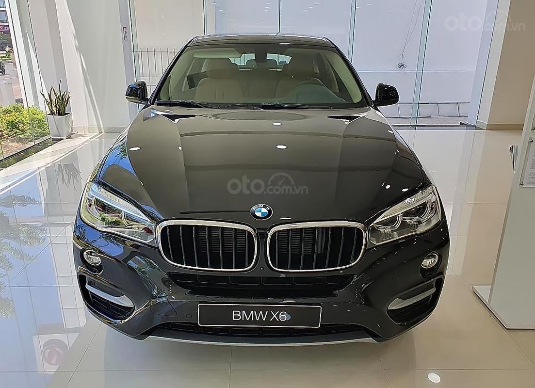 Những lưu ý khi vay mua xe BMW X6 2020 trả góp a1