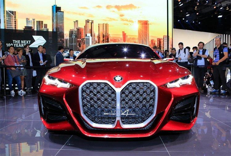 BMW 4-Series.