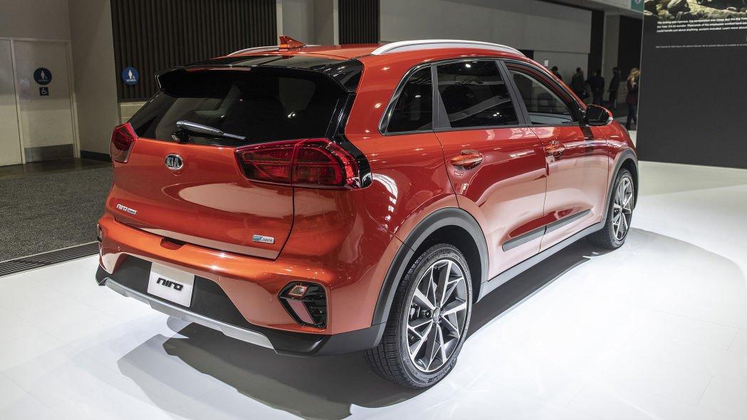 [Los Angeles 2019] Kia Niro 2020 động cơ hybrid quen thuộc