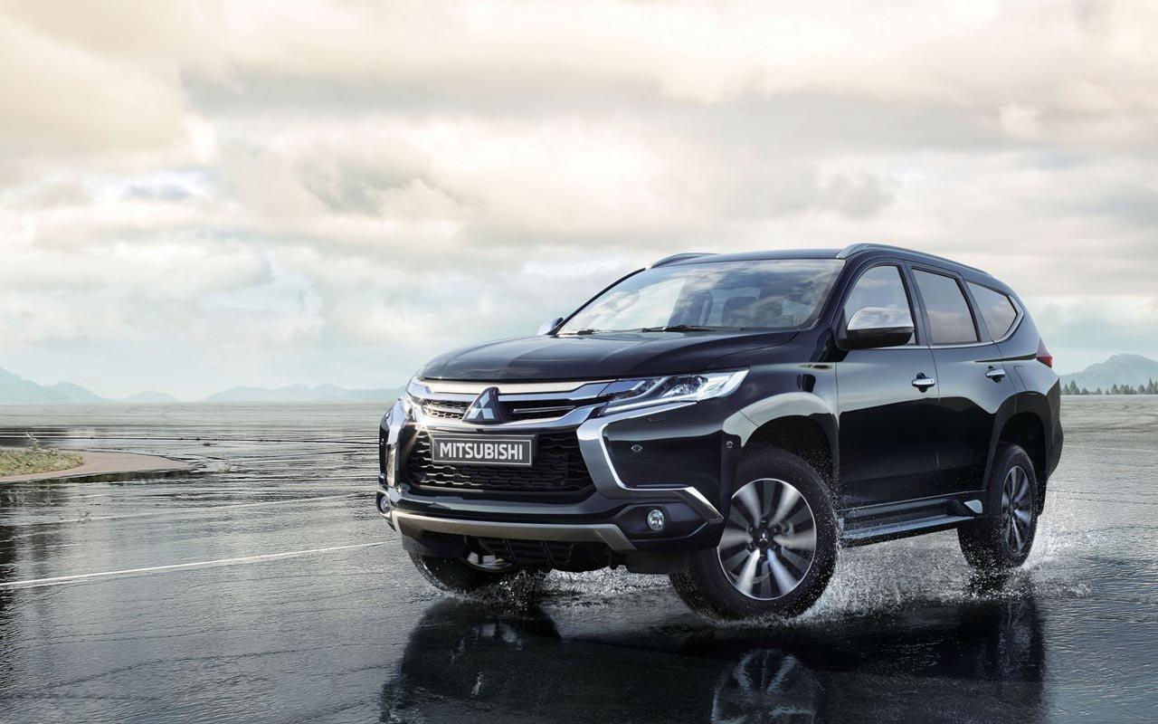 Mitsubishi Pajero Sport lôi cuốn từ ngoại thất năng động và mạnh mẽ với ngôn ngữ thiết kế mới
