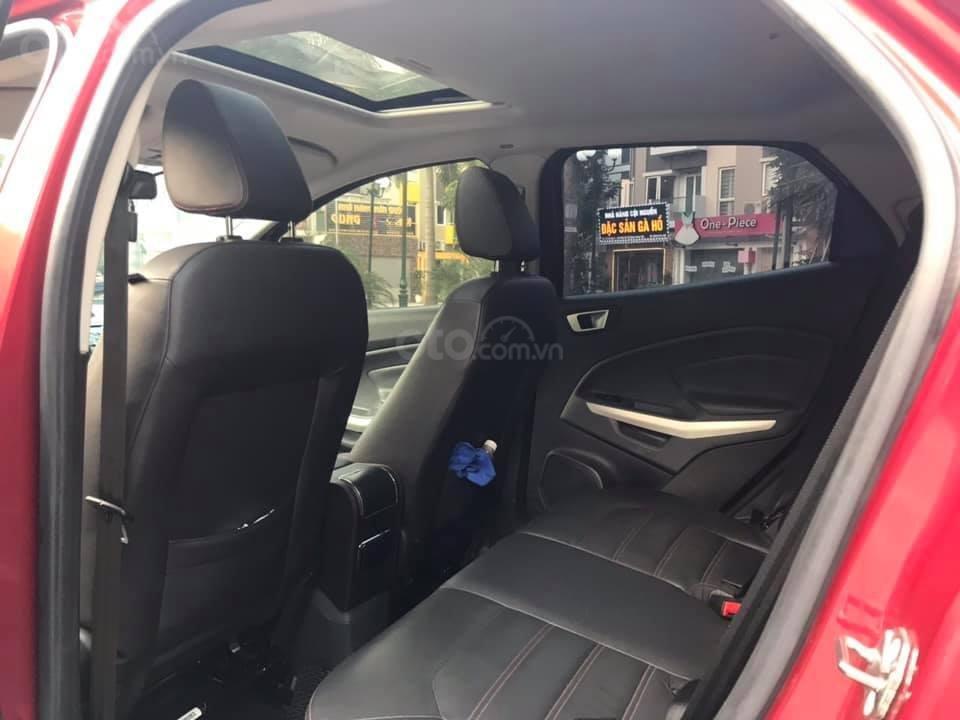 Cần bán xe Ford EcoSport 1.5L AT Titanium năm sản xuất 2016, màu đỏ, giá tốt (3)