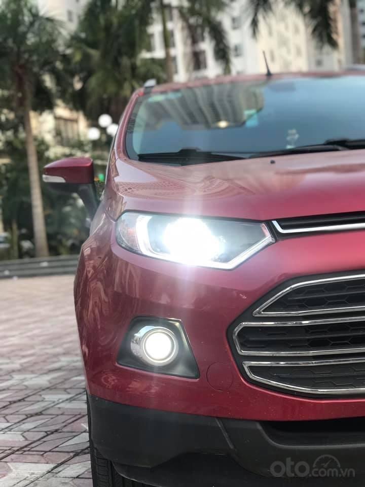 Cần bán xe Ford EcoSport 1.5L AT Titanium năm sản xuất 2016, màu đỏ, giá tốt (9)