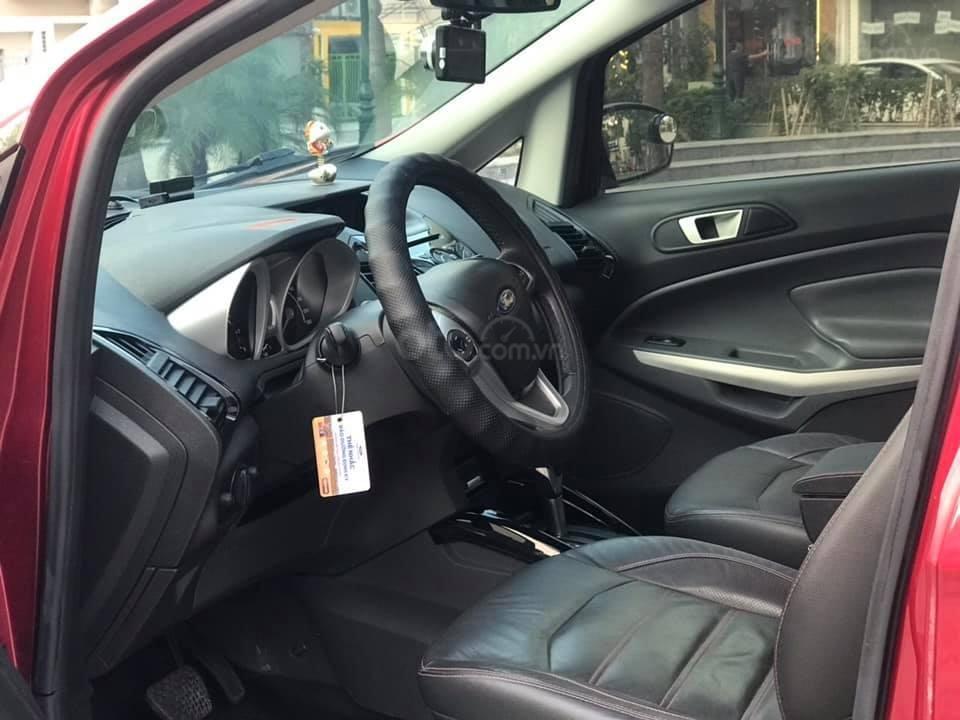 Cần bán xe Ford EcoSport 1.5L AT Titanium năm sản xuất 2016, màu đỏ, giá tốt (8)