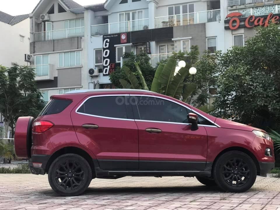 Cần bán xe Ford EcoSport 1.5L AT Titanium năm sản xuất 2016, màu đỏ, giá tốt (6)