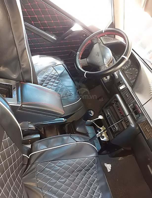 Bán xe Mazda 323 đời 1995, màu bạc, nhập khẩu chính chủ (5)