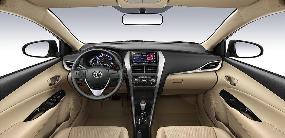 Xe được trang bị rất nhiều công nghệ hiện đại