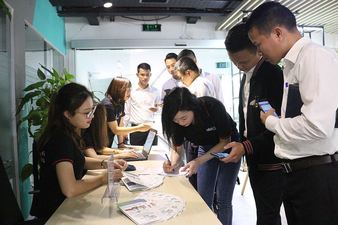 """Học viện Oto.com.vn: Nơi """"biến bạn"""" thành nhà môi giới chuyên nghiệp thời đại 4.0"""